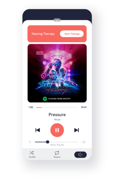 AudioCardio Music Player