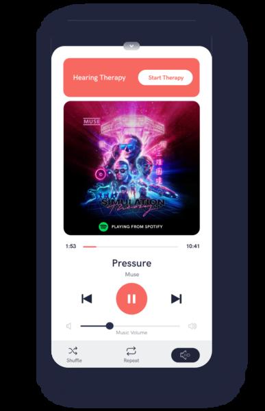 AudioCardio Music Player