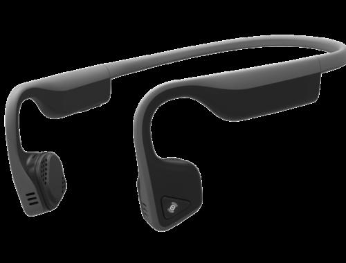 Titanium Aftershokz Headphones