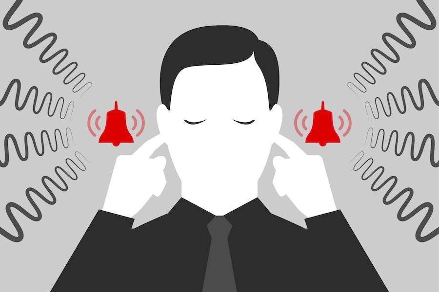 bilateral tinnitus