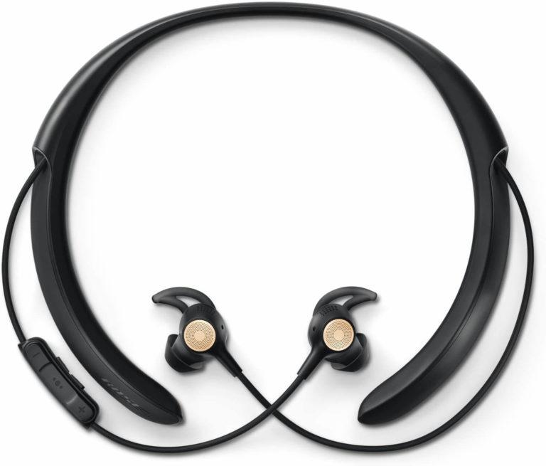 Black Bose Conversation Enhancing Headphones