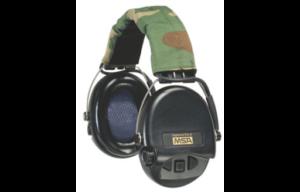 Image of MSA Sordin Supreme Pro X headphones.